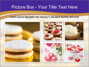 Peruvian cookies PowerPoint Template - Slide 19