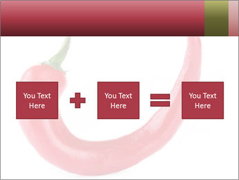 Red hot chili pepper PowerPoint Template - Slide 95