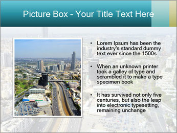 Aerial skyline PowerPoint Templates - Slide 13