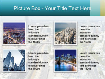 Aerial skyline PowerPoint Templates - Slide 14