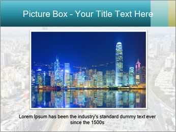 Aerial skyline PowerPoint Templates - Slide 15