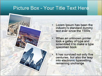 Aerial skyline PowerPoint Templates - Slide 17