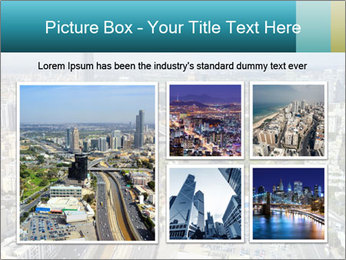 Aerial skyline PowerPoint Templates - Slide 19