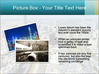 Aerial skyline PowerPoint Templates - Slide 20