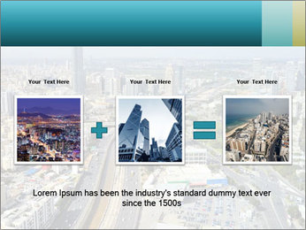 Aerial skyline PowerPoint Templates - Slide 22