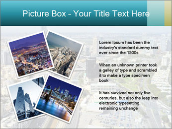 Aerial skyline PowerPoint Templates - Slide 23
