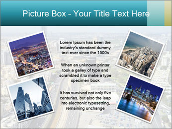 Aerial skyline PowerPoint Templates - Slide 24