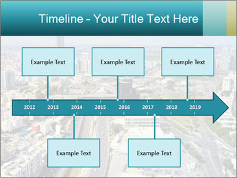 Aerial skyline PowerPoint Templates - Slide 28