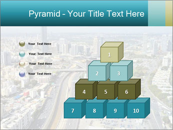Aerial skyline PowerPoint Templates - Slide 31