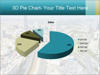 Aerial skyline PowerPoint Templates - Slide 35
