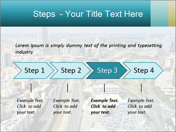Aerial skyline PowerPoint Templates - Slide 4