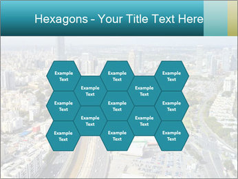 Aerial skyline PowerPoint Templates - Slide 44