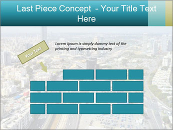 Aerial skyline PowerPoint Templates - Slide 46