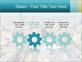 Aerial skyline PowerPoint Templates - Slide 48