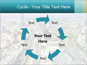 Aerial skyline PowerPoint Templates - Slide 62