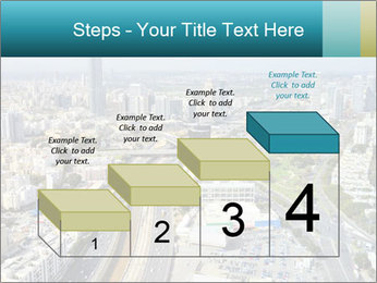 Aerial skyline PowerPoint Templates - Slide 64