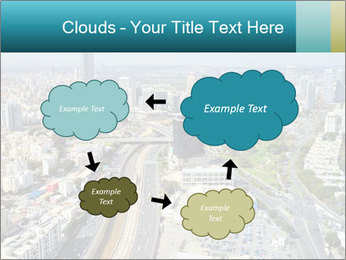 Aerial skyline PowerPoint Templates - Slide 72