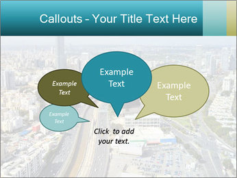 Aerial skyline PowerPoint Templates - Slide 73