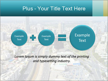 Aerial skyline PowerPoint Templates - Slide 75