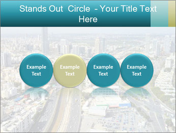 Aerial skyline PowerPoint Templates - Slide 76