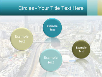 Aerial skyline PowerPoint Templates - Slide 77