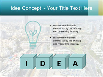 Aerial skyline PowerPoint Templates - Slide 80