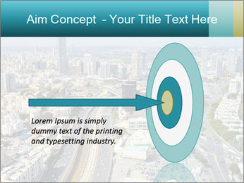 Aerial skyline PowerPoint Templates - Slide 83