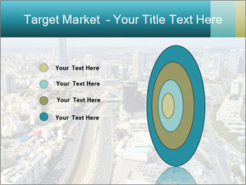Aerial skyline PowerPoint Templates - Slide 84