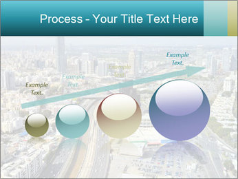 Aerial skyline PowerPoint Templates - Slide 87