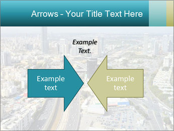 Aerial skyline PowerPoint Templates - Slide 90