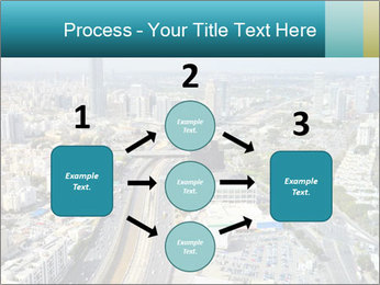 Aerial skyline PowerPoint Templates - Slide 92