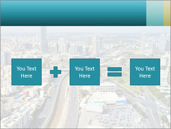 Aerial skyline PowerPoint Templates - Slide 95