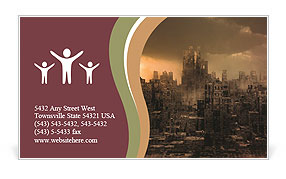 0000092352 Business Card Template