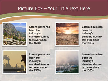 Dark apocalyptic PowerPoint Template - Slide 14