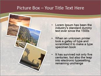 Dark apocalyptic PowerPoint Template - Slide 17