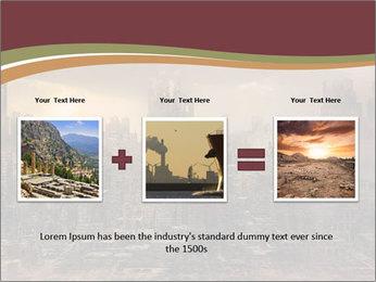 Dark apocalyptic PowerPoint Template - Slide 22