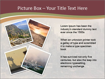 Dark apocalyptic PowerPoint Template - Slide 23