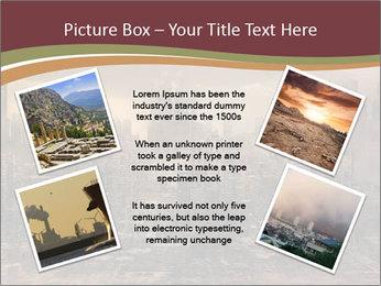 Dark apocalyptic PowerPoint Template - Slide 24