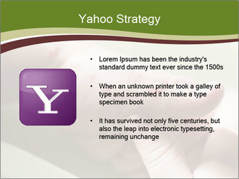 Blisters caused PowerPoint Template - Slide 11