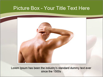 Blisters caused PowerPoint Template - Slide 15