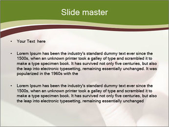 Blisters caused PowerPoint Template - Slide 2