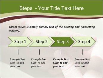 Blisters caused PowerPoint Template - Slide 4