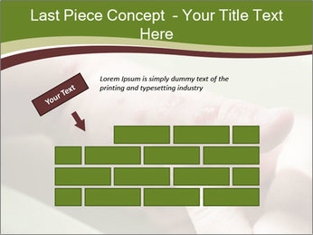 Blisters caused PowerPoint Template - Slide 46