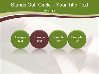 Blisters caused PowerPoint Template - Slide 76