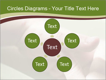 Blisters caused PowerPoint Template - Slide 78