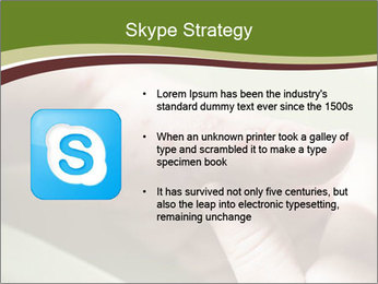 Blisters caused PowerPoint Template - Slide 8