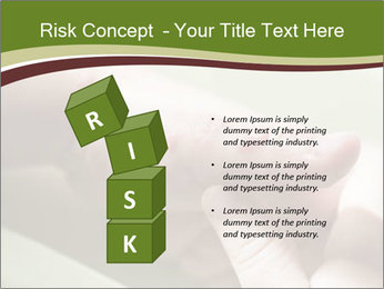Blisters caused PowerPoint Template - Slide 81