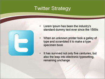 Blisters caused PowerPoint Templates - Slide 9