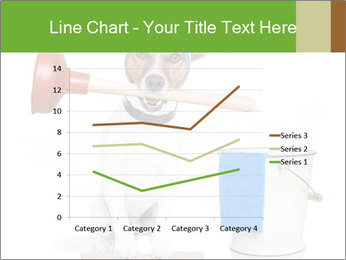 Cleaning dog PowerPoint Template - Slide 54