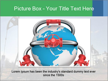Working oil pumps PowerPoint Template - Slide 16